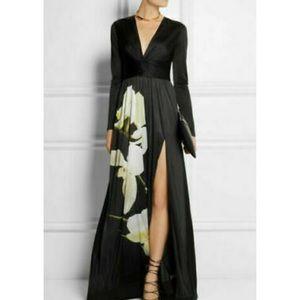 NWT Altuzarra for Target Floral V-neck Maxi Dress